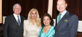 Crown Prince Alexander and Crown Princess Katherine host annual luncheon for Lifeline New York