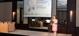 Princess Katherine opens Fourth Oncologic Symposium