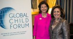 HM Queen Silvia of Sweden, HRH Crown Princess Katherine