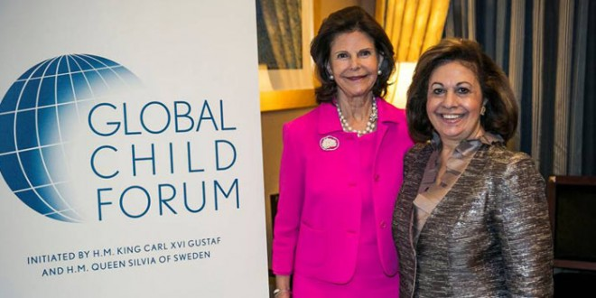 HELLO! MIDDLE EAST – HRH CROWN PRINCESS KATHERINE OF SERBIA INTERVIEW