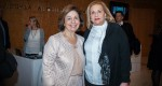 Crown Princess Katherine and Fanny Palli-Petralia, former member of the Greek Parliament