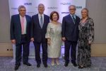 THR with President of Lifeline United Kingdom Mr. Robert Valentine and Mrs. Pat Fisher