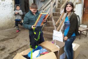 Donacija srpskim porodicama na Kosovu i Metohiji