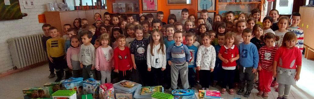 Kindergarten Ljolja