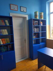 New library for school in Republika Srpska