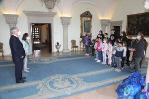 TRH hosted children from Subotica
