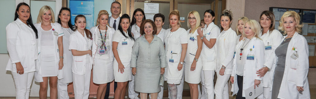 CONGRATULATION OF THE INTERNATIONAL NURSES DAY BY CROWN PRINCESS KATHERINE
