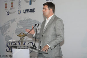 State Secretary of the Ministry of Health Dr. Mirsad Djerlek