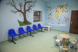 Rekonstruisana ordinacija dečje i preventivne stomatologije