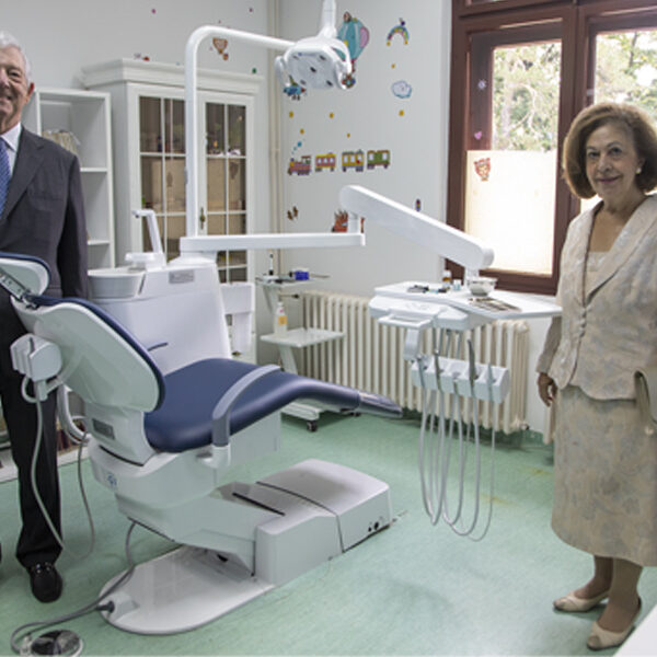 CHILDREN DENTAL CLINIC IN SERBIA RECONSTRUCTED AND EQUIPPED