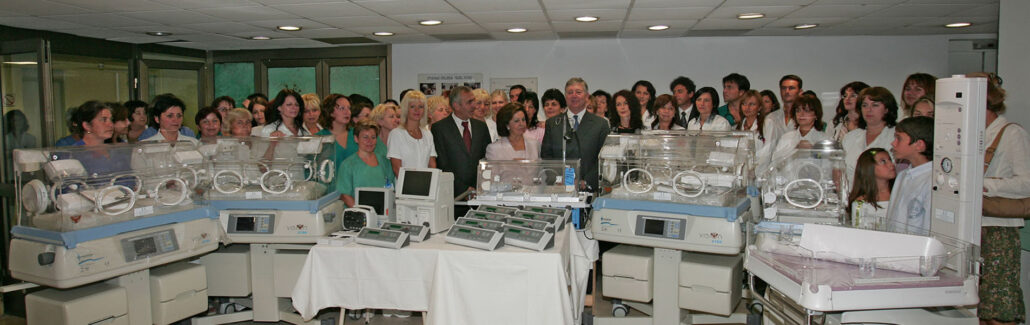 CROWN PRINCESS KATHERINE FOUNDATION MARKS ITS 20TH ANNIVERSARY IN SERBIA